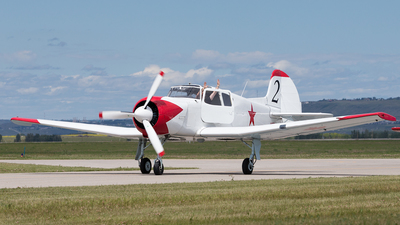 A picture of N416RG -  - [5200208] - © Mike MacKinnon