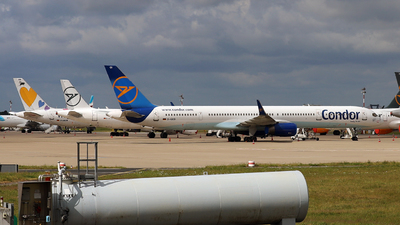A picture of DABOI - Boeing 757330 - Condor - © Darius Swoboda