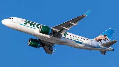 N364FR - Airbus A320-251N - Frontier Airlines