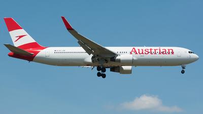OE-LAW - Boeing 767-3Z9(ER) - Austrian Airlines