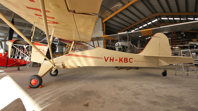 VH-KBC - Auster J1B - Private