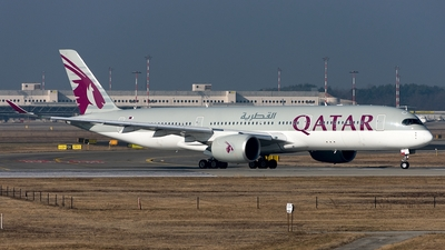A7-ALI - Airbus A350-941 - Qatar Airways