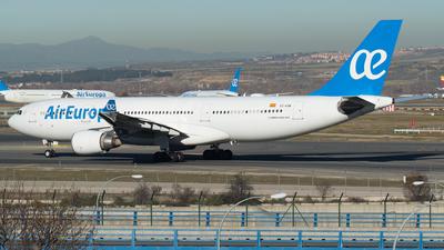 A picture of ECKOM - Airbus A330202 - Air Europa - © Mateo León