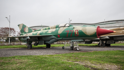 770 - Mikoyan-Gurevich MiG-21SPS Fishbed F - German Democratic Republic - Air Force