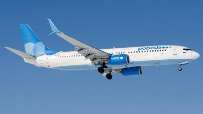 VQ-BTI - Boeing 737-8LJ - Pobeda
