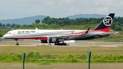 B-1578 - Boeing 757-204(SF) - SF Airlines
