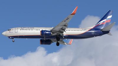 A picture of VPBRR - Boeing 7378LJ - Aeroflot - © SN7756
