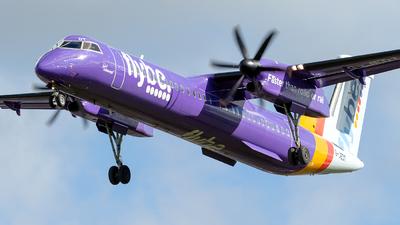 G-JEDT - Bombardier Dash 8-Q402 - Flybe