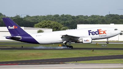 N653FE - Airbus A300F4-605R - FedEx