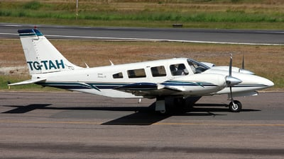 TG-TAH - Piper PA-34-200T Seneca II - Private