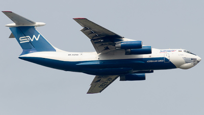 4K-AZ60 - Ilyushin IL-76TD - Silk Way Airlines