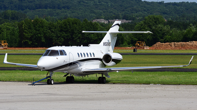 N581RS - Raytheon Hawker 900XP - Private