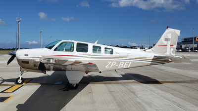 ZP-BEI - Beechcraft B36TC Bonanza - Private