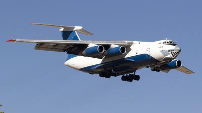4K-78131 - Ilyushin IL-76TD - Azerbaijan - Air Force