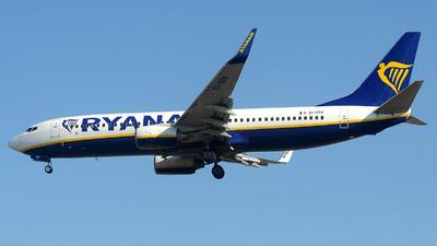 A picture of EIDPK - Boeing 7378AS - Ryanair - © Alexander Portas