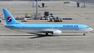 HL7705 - Boeing 737-9B5 - Korean Air