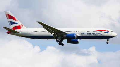 G-BNWV - Boeing 767-336(ER) - British Airways
