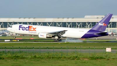 N107FE - Boeing 767-3S2F(ER) - FedEx