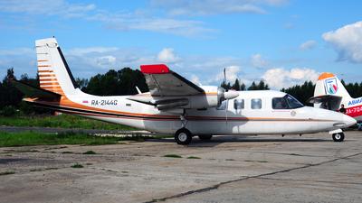RA-2144G - Aero Commander 680V - Private