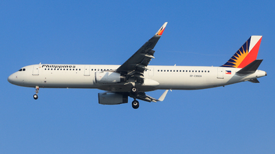 RP-C9928 - Airbus A321-231 - Philippine Airlines