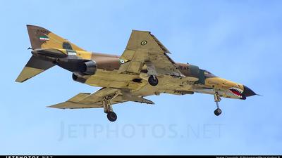 3-6522 - McDonnell Douglas F-4E Phantom II - Iran - Air Force