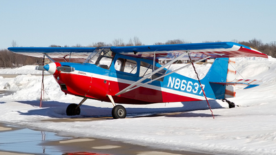 N86637 - Bellanca 8KCAB Decathlon - Private
