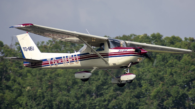 TG-MEU - Cessna 152 - Private