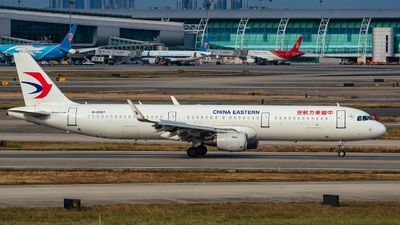 B-8397 - Airbus A321-211 - China Eastern Airlines