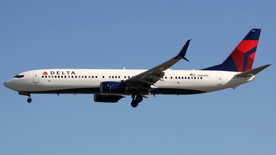 N859DN - Boeing 737-932ER - Delta Air Lines