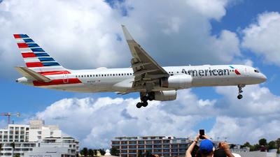 N184AN - Boeing 757-223 - American Airlines