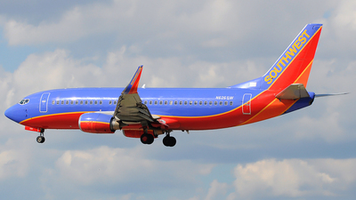 N626SW - Boeing 737-3H4 - Southwest Airlines