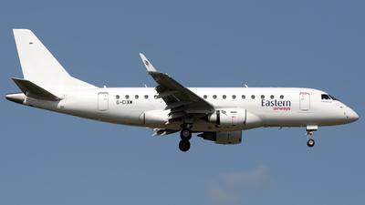A picture of GCIXW - Embraer E170LR - [17000230] - © Chris Pitchacaren