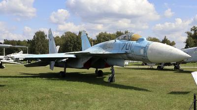 701 - Sukhoi Su-35 Super Flanker - Soviet Union - Air Force