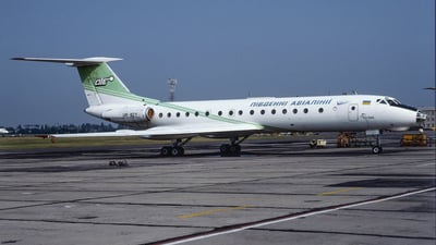 UR-BZY - Tupolev Tu-134A-3 - South Airlines