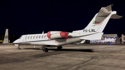 PS-LNL - Bombardier Learjet 45 - Private