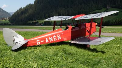 G-ANEN - De Havilland DH-82A Tiger Moth - Private