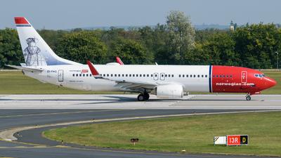 EI-FHG - Boeing 737-86N - Norwegian