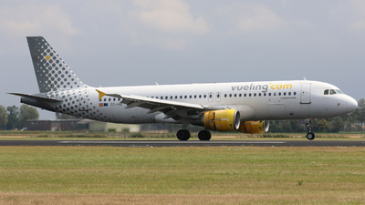 A picture of ECHQI - Airbus A320214 - [1396] - © West-Spotter