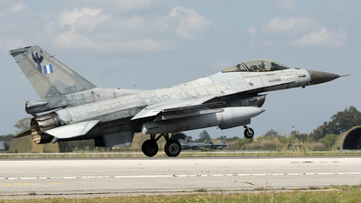 067 - Lockheed Martin F-16CJ Fighting Falcon - Greece - Air Force