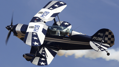 PT-ZSB - Pitts S-2B Special - Private