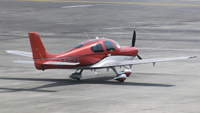 N5567J - Cirrus SR22 Platinum - Private
