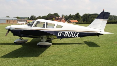G-BUUX - Piper PA-28-180 Cherokee D - Private