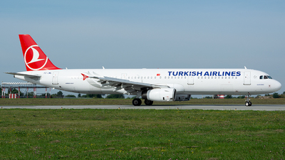 TC-JML - Airbus A321-231 - Turkish Airlines
