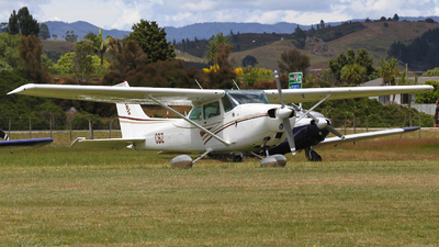 ZK-CBZ - Cessna 172M Skyhawk II - Sunair Aviation