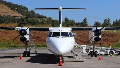 ET-AVR - Bombardier Dash 8-Q402 - Ethiopian Airlines