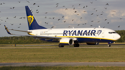 EI-GXI - Boeing 737-8AS - Ryanair