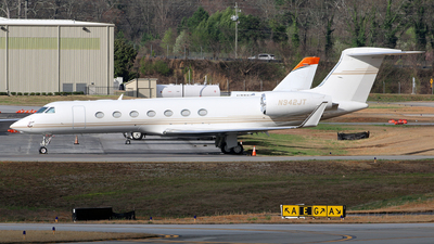 N942JT - Gulfstream G550 - Private