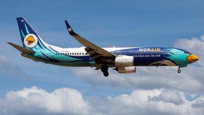 A picture of HSDBP - Boeing 7378FZ - Nok Air - © Jack  Li