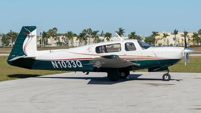N1033Q - Mooney M20R Ovation - Private
