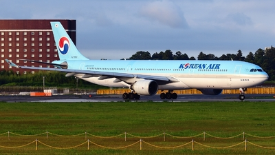 HL7550 - Airbus A330-322 - Korean Air